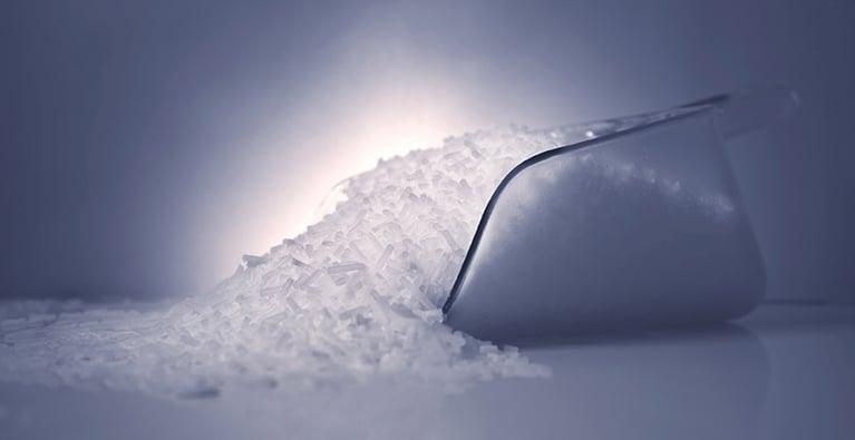 ¿Debería hacer mi propio hielo seco?