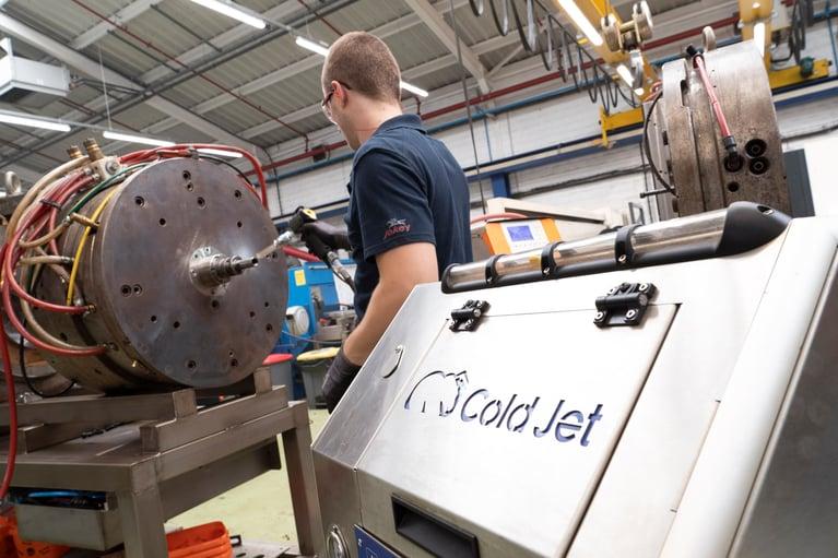 Fabricante de embalajes experimenta un rápido retorno de inversión con la limpieza criogénica