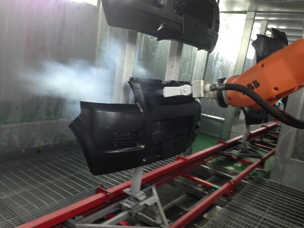 dry ice blasting surface prep